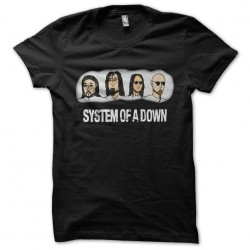 shirt system of a down...