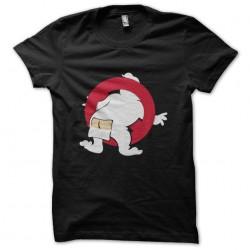 ghostbuster logo t-shirt...