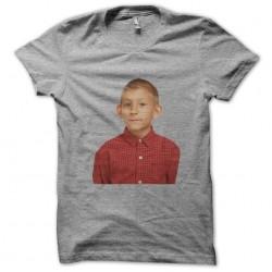 Gray Dewey T shirt Malcolm...