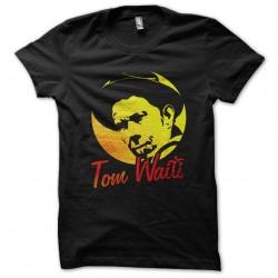 tee shirt tom waits black...