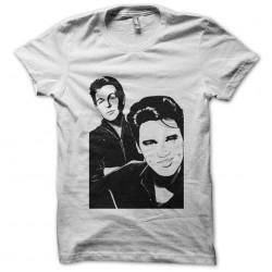 elvis tee shirt and Paul...