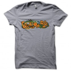 Tee Shirt Dragon Ball Logo...