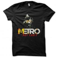 tee shirt metro last light...