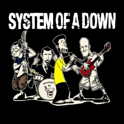 t-shirt system of a down fashion lascars black sublimation