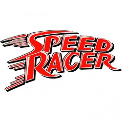 shirt speed racer white sublimation