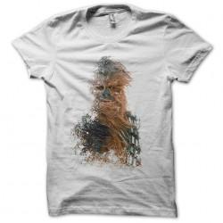 Chewbacca Tee Shirt on Hoth...