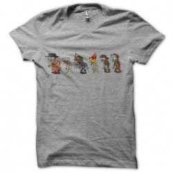 T-shirt Plants vs Zombies...