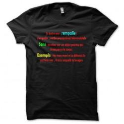 tee shirt definition...