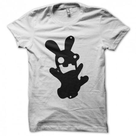 Tee shirt parodie Lapin Crétin gaule  sublimation