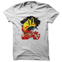 pacman t-shirt dope white sublimation