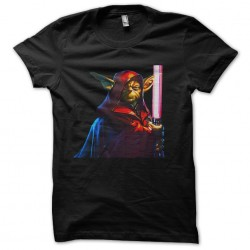 tee shirt star wars yoda...