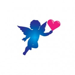 Tee shirt Ange Cupidon...