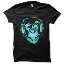 crazy monkey music tee...