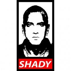 T-shirt eminem shady parody...