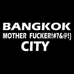 tee shirt bangkok mother...