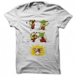 tee shirt fusion ewok and...