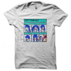 shirt anime japan white...