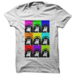 tee shirt monkey with...