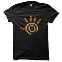 Populous symbol black sublimation t-shirt