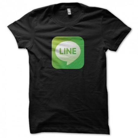 Tee shirt Geek Line App  sublimation