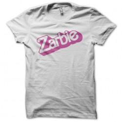 T-Shirt Zarbie White...