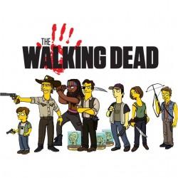 The walking dead t-shirt...