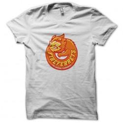 shirt fireferrets logo white sublimation