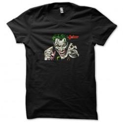 tee shirt the joker comics...