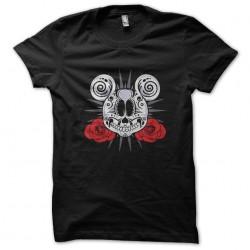 tee shirt skull Mickey...