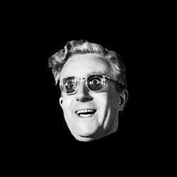 Doctor Follamour Peter Sellers T-Shirt black sublimation