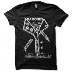 t-shirt ramones black...