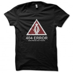 tee shirt 404 error girl...