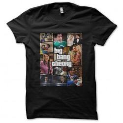 tee shirt Bing Bang theory...