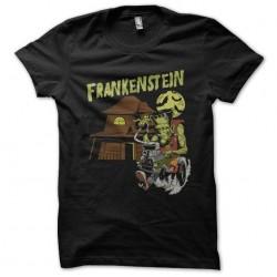 tee shirt frankenstein...