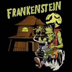 tee shirt frankenstein  sublimation