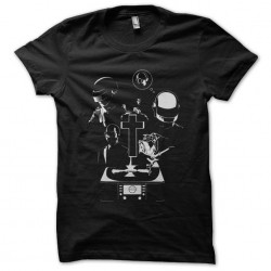 multi musicians black shirt...