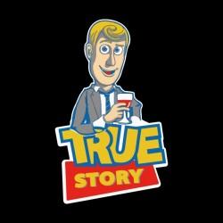 tee shirt true story barney stinson parodie toy story sublimation