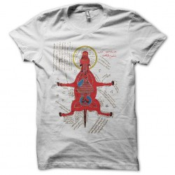 Tee shirt Cheval Anatomie  sublimation
