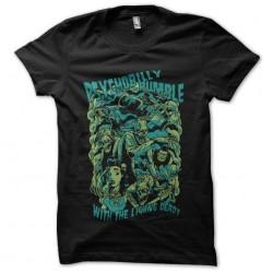 tee shirt horreur zombies...