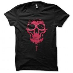 pink skull t-shirt sublimation