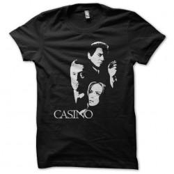 T-shirt Casino Poster Black...