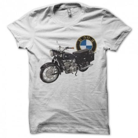 tee shirt moto BMW R502  sublimation