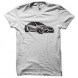 t-shirt BMW M3 white...