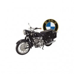 T-shirt motorcycle BMW R502 white sublimation