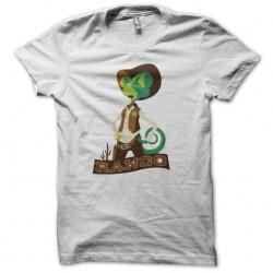 shirt Rango white sublimation