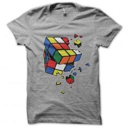 Tee shirt Rubik's cube...