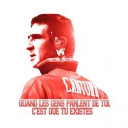 Tee shirt Eric Cantona...