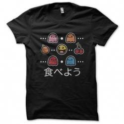 tee shirt Pacman items...