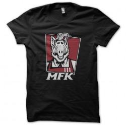 tee-shirt Half parody KFC...