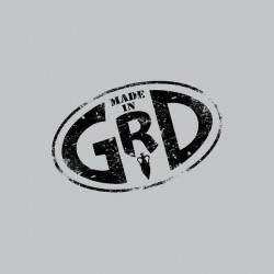 Groland Teeshirt Made in GRD Gray Sublimation
